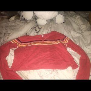 PacSun striped T-shirt